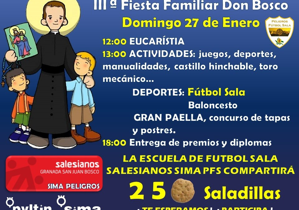 III Fiesta Familiar D. Bosco