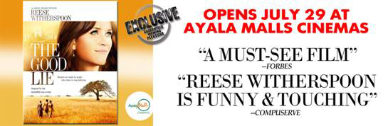 ayala malls cinemas exclusive - THE GOOD LIE