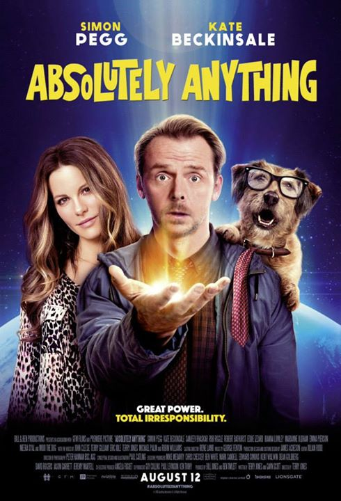 12 Absolutely Anything