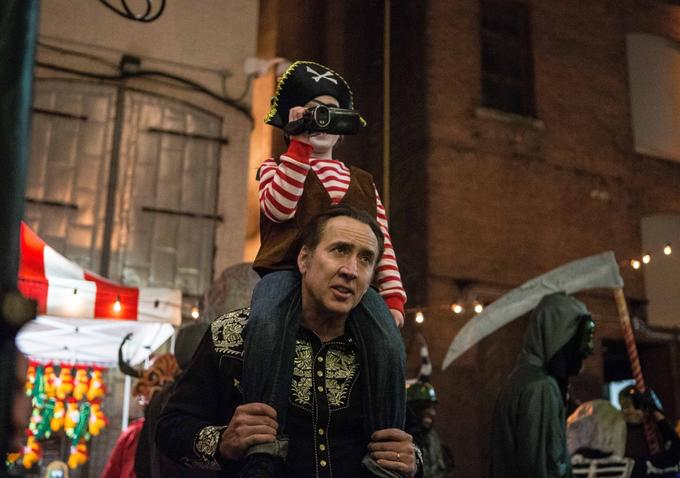 Nicholas Cage Pay The Ghost