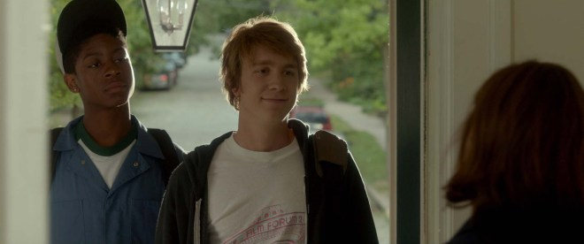 ry cyler and thomas mann ME AND EARL AND THE DYING GIRL