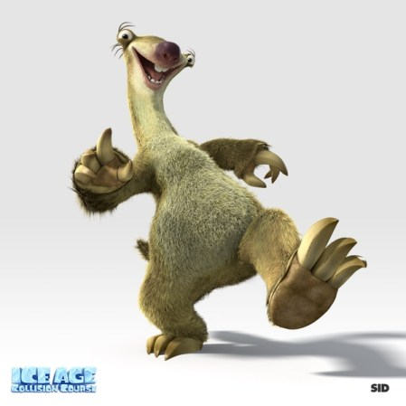 ICE AGE 5 COLLISION COURSE