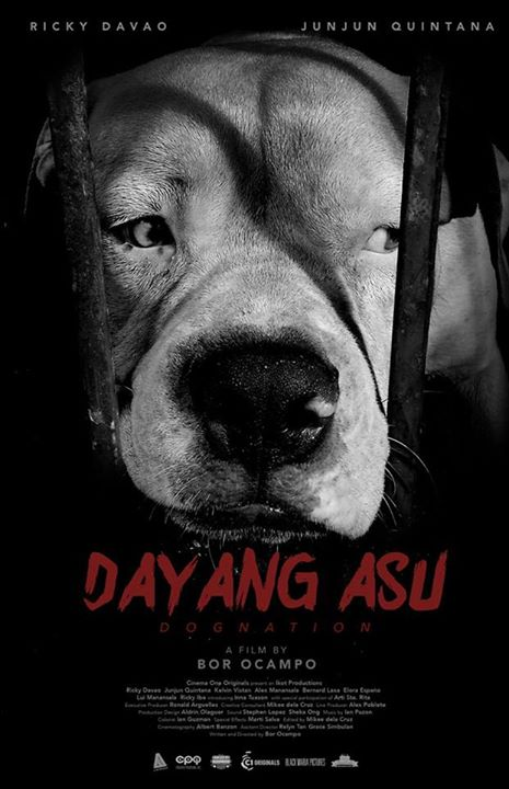 Poster Dayang Asu