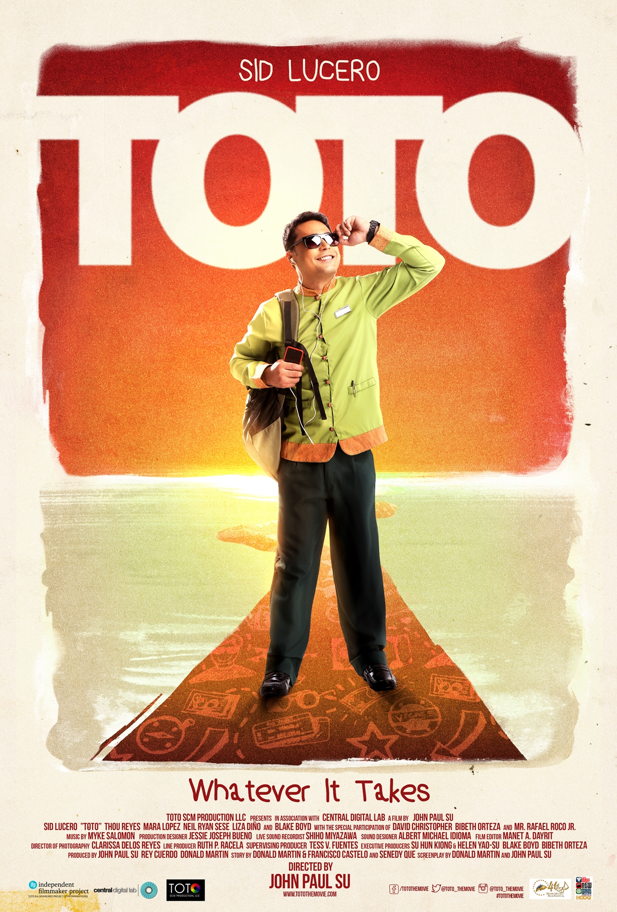 TOTO Main Poster 27x40