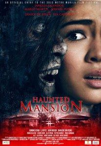 25 Haunted Mansion
