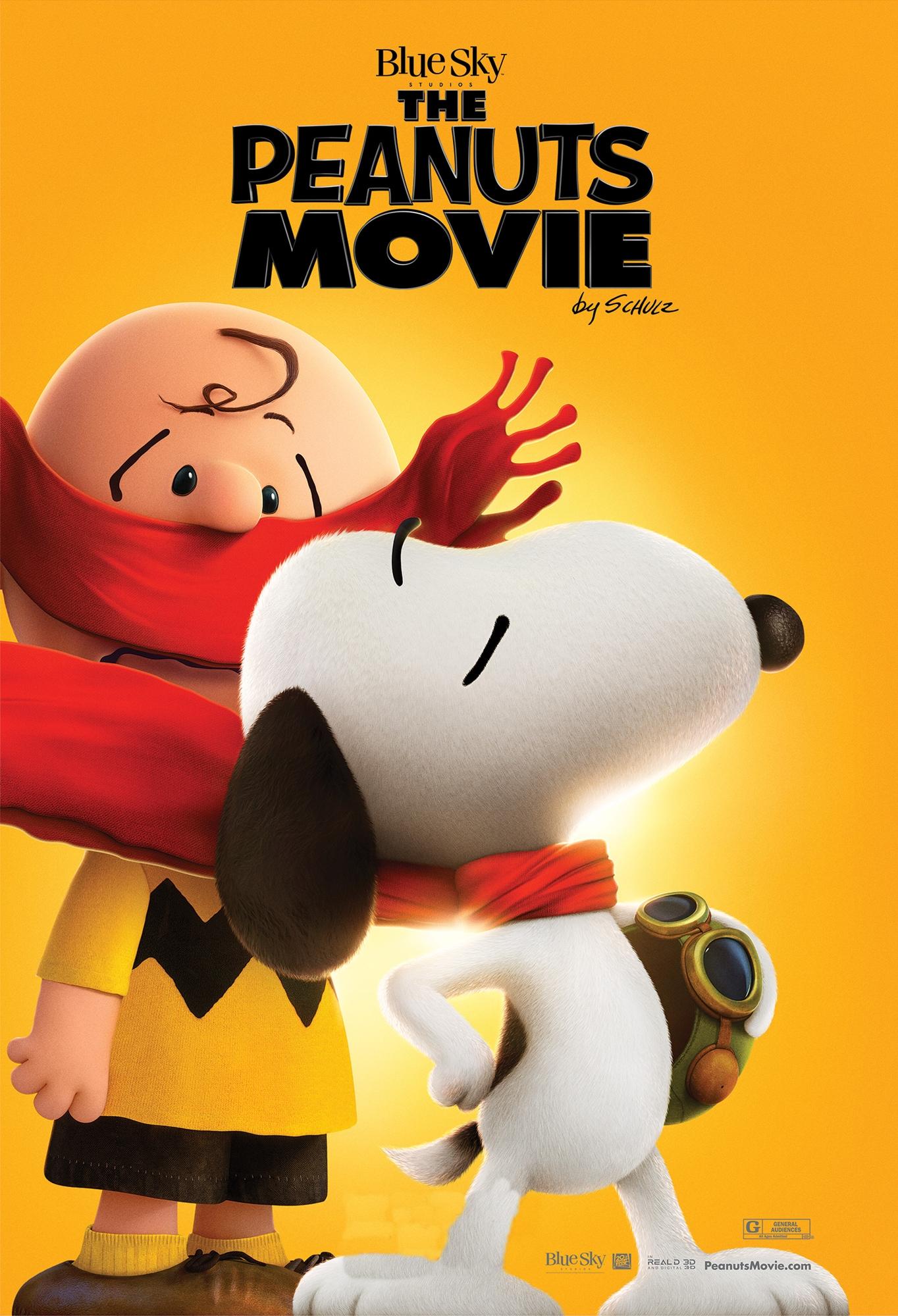8 The Peanuts Movie
