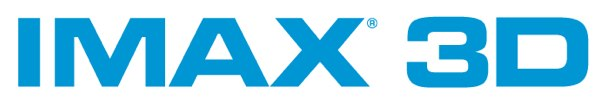 IMAX 3D Logo