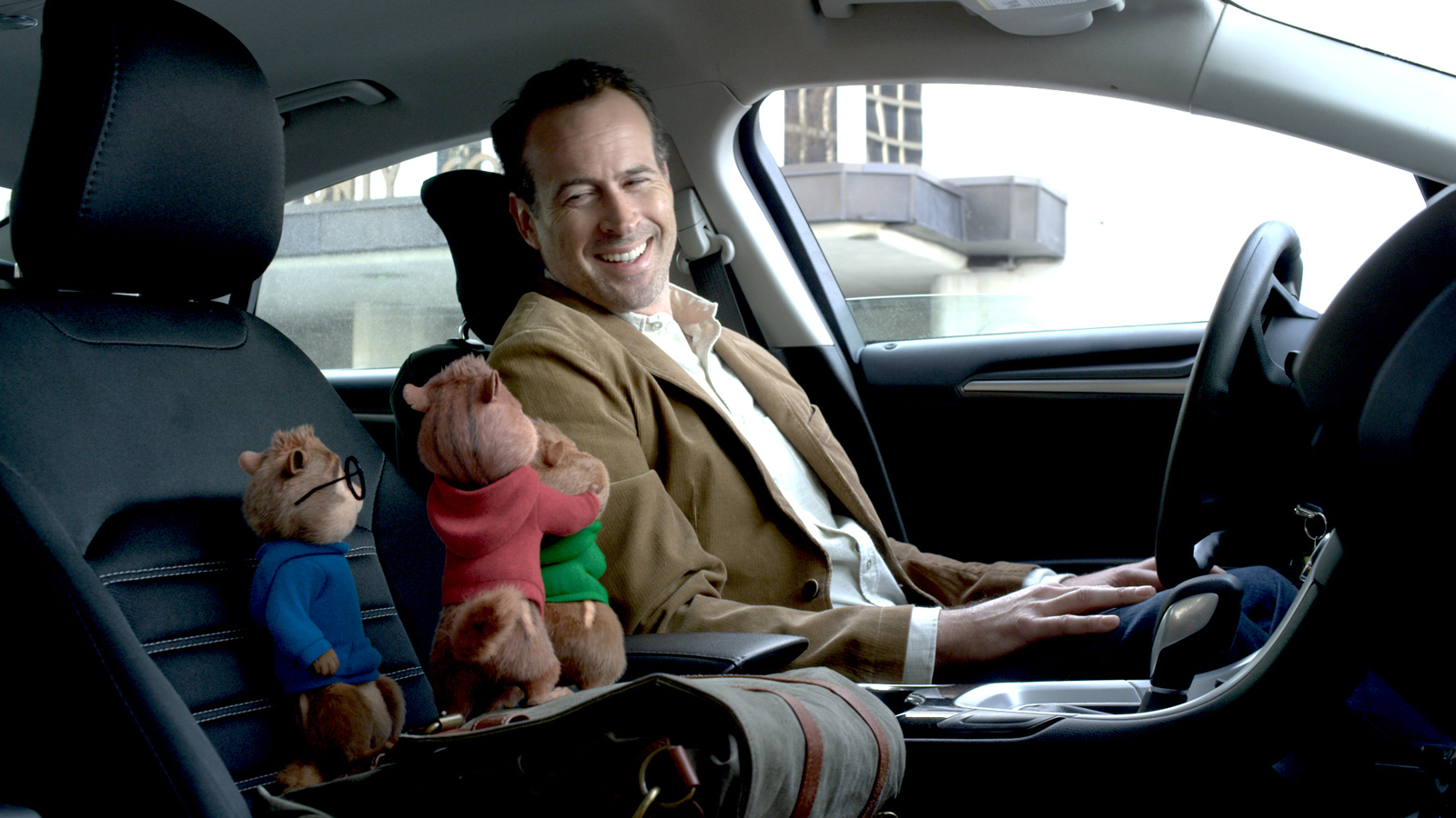 jason lee stars in ALVIN AND THE CHIPMUNKS 4 THE ROAD CHIP
