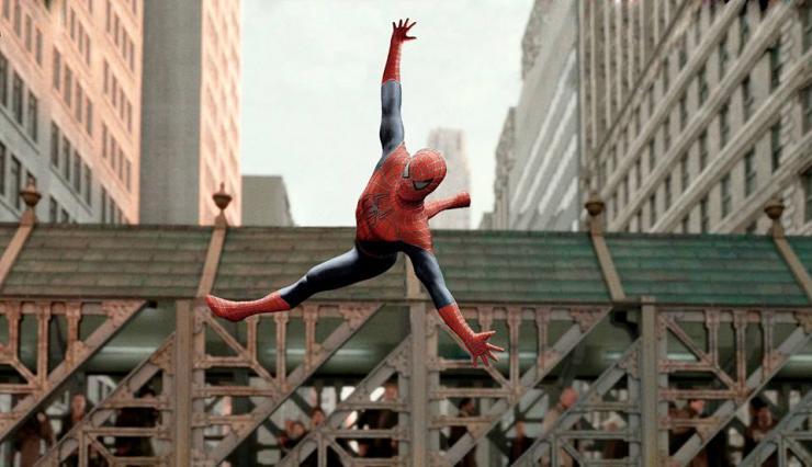 Spiderman 00