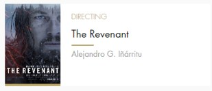 Directing Revenant