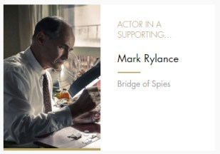 Supporting Actor Mark Rylance