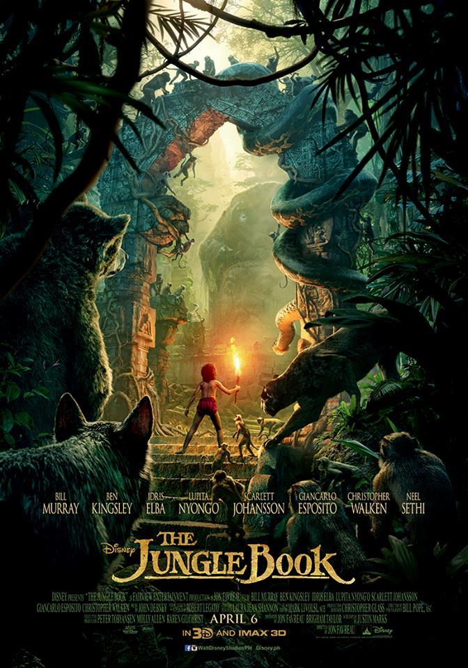7 The Jungle Book