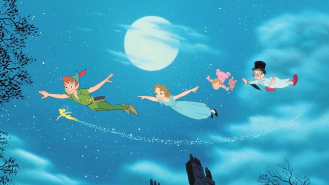 Peter Pan 00