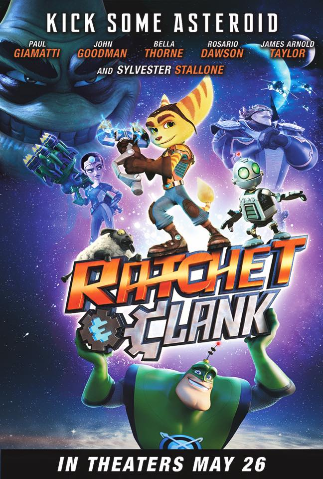 25 Ratchet and Clank