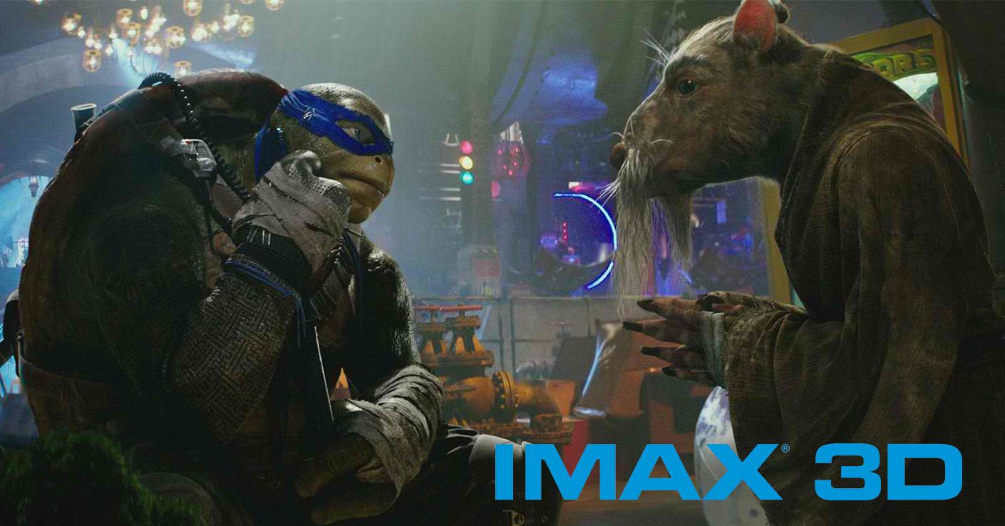 TMNT IMAX