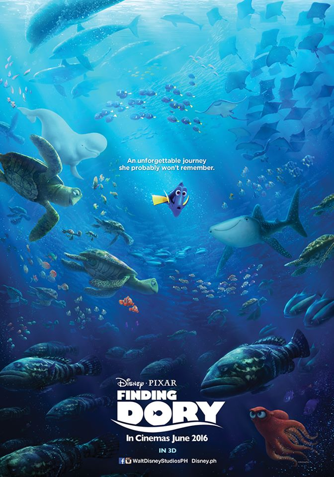16 Finding Dory