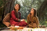 Sara Lazarro and Adam Greaves-Neal in THE YOUNG MESSIAH