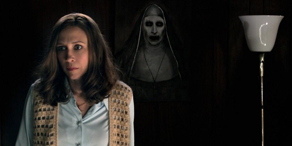 The Conjuring 2 Nun