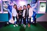 influencers - Patrice Averilla, Jessa Velasquez, Cha Ocampo, and Michael Macalos