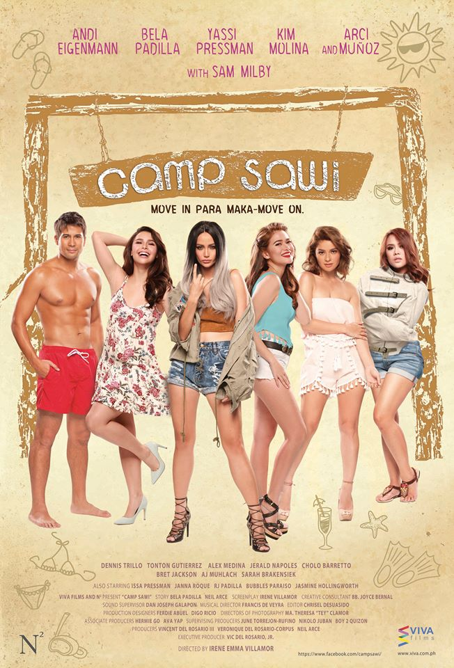 24 Camp Sawi