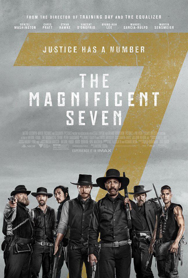 21 The Magnificent Seven