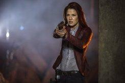 Ali Larter stars in Screen Gems' RESIDENT EVIL: THE FINAL CHAPTER.