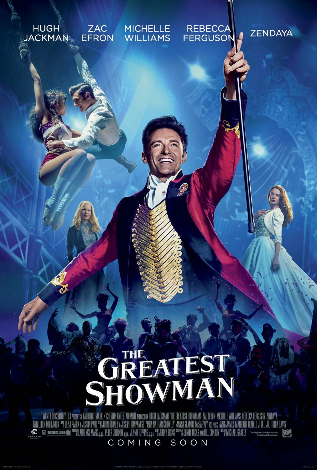 17 The Greatest Showman