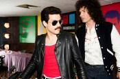 DF-14964_R – Rami Malek (Freddie Mercury) and Gwilym Lee (Brian May) star in Twentieth Century Fox's BOHEMIAN RHAPSODY. Photo Credit: Alex Bailey.
