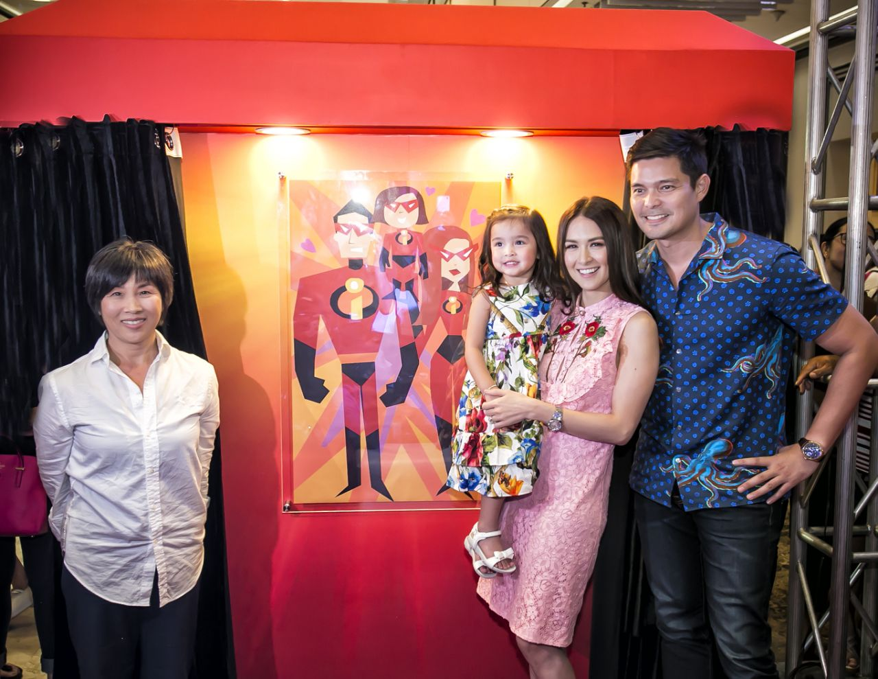 Dantes Family with Bryn