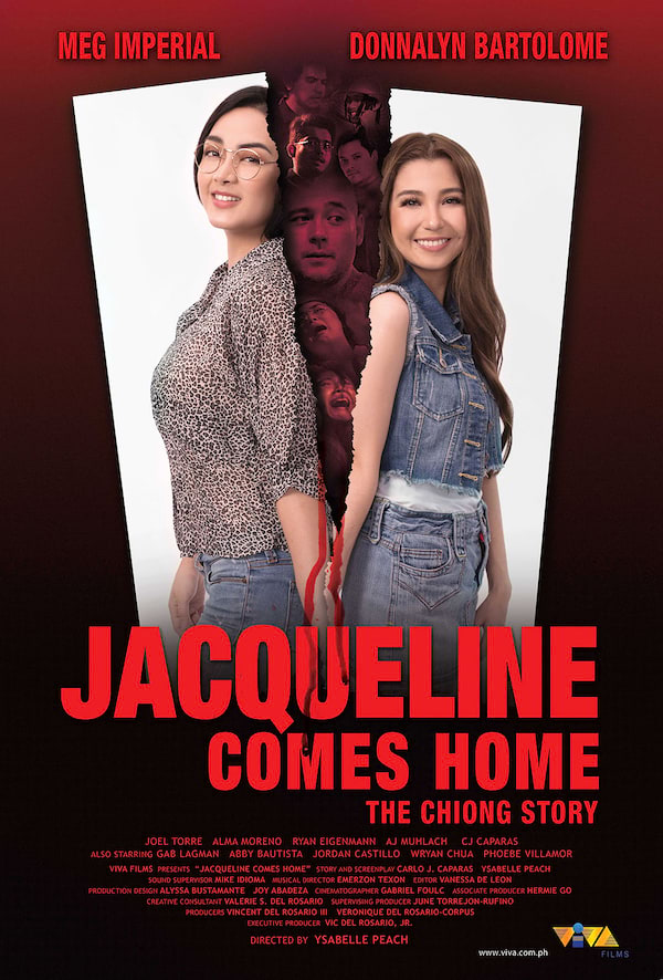 18 Jacqueline Comes Home
