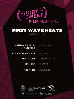 Short Sweet Film Festival 05