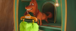 Max is the Grinch's full-service pet, valet and best pal in Dr. Seuss' The Grinch from Illumination.
