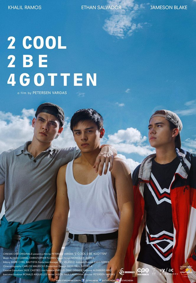 2 Cool 2 Be 4gotten Poster