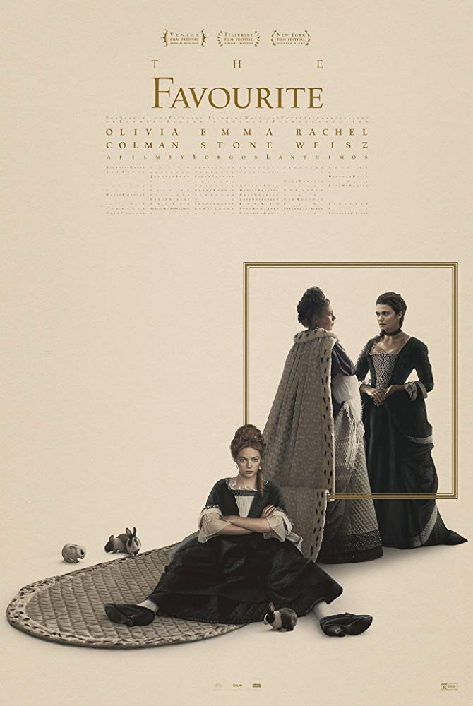 20 The Favourite