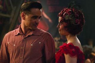 Colin Farrell and Eva Green