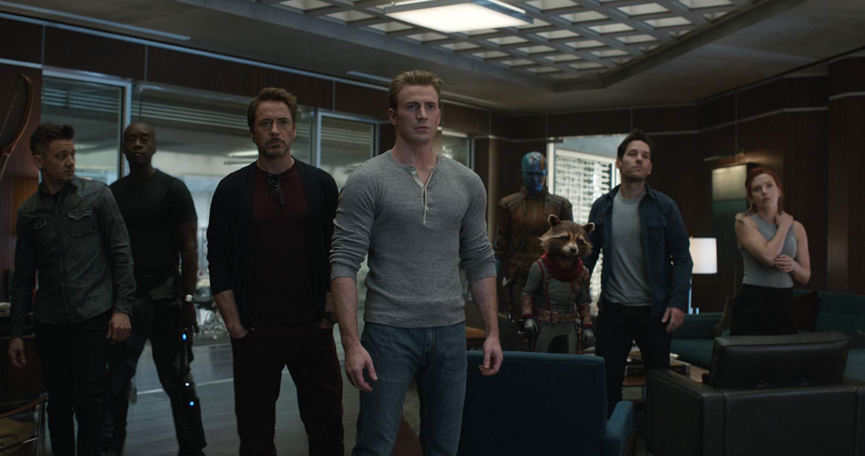 Avengers Endgame 01