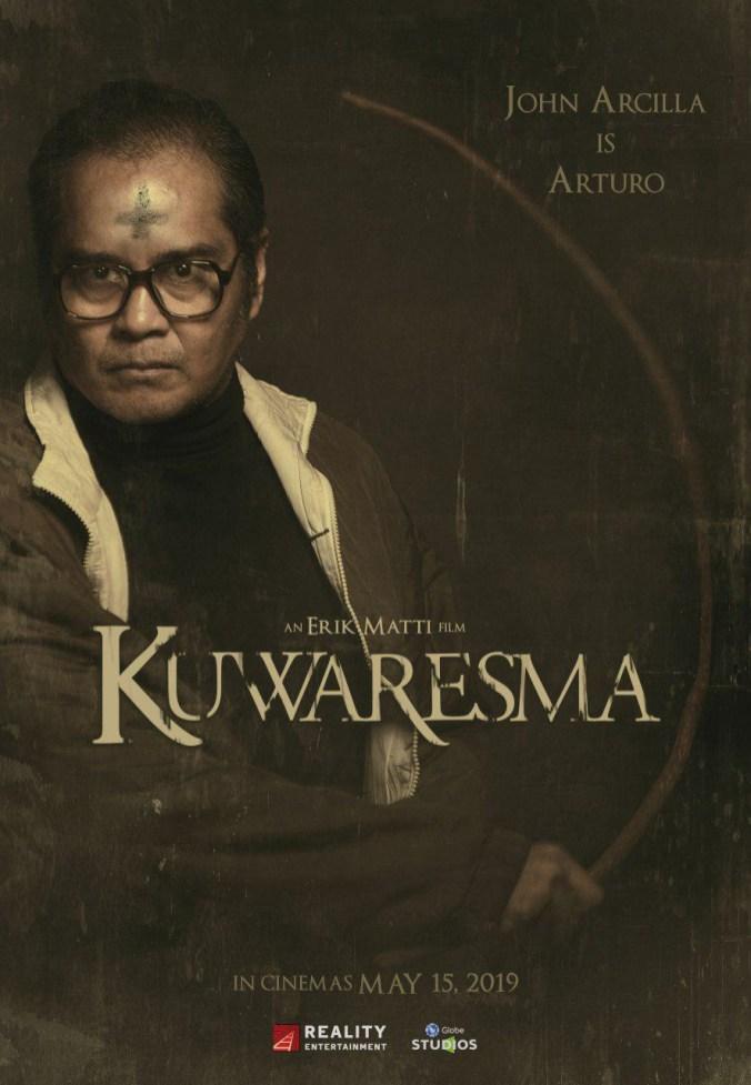 John Arcilla in Kuwaresma