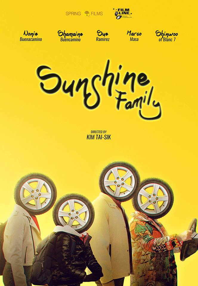 5 Sunshine Family