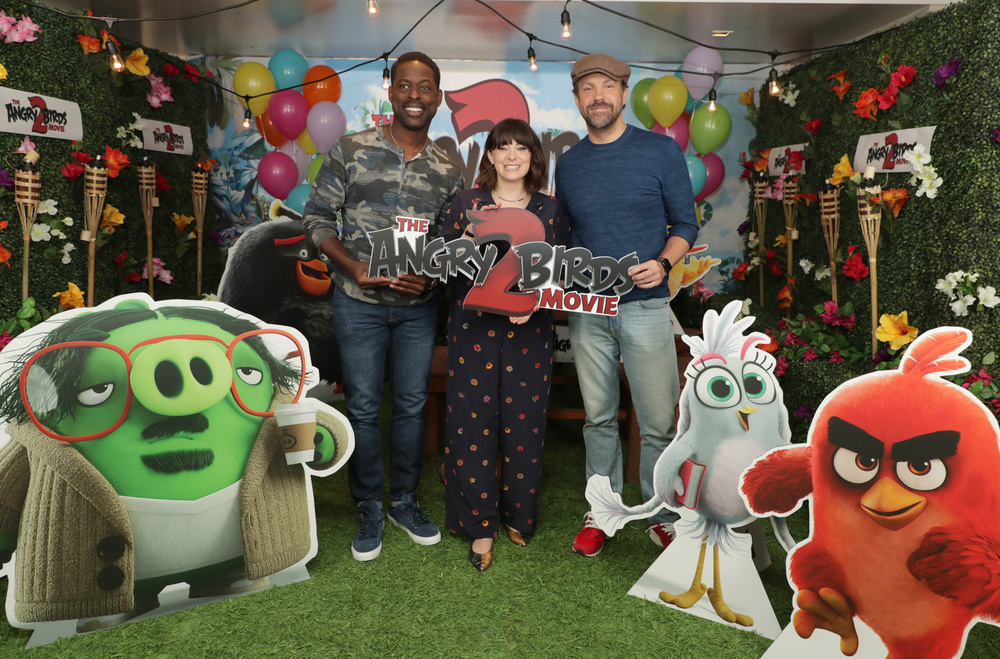 Columbia Pictures THE ANGRY BIRDS MOVIE 2 Photo Call, West Hollywood, USA - 22 May 2019