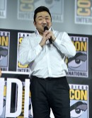 SAN DIEGO, CALIFORNIA - JULY 20: Don Lee of Marvel Studios' 'The Eternals' at the San Diego Comic-Con International 2019 Marvel Studios Panel in Hall H on July 20, 2019 in San Diego, California. (Photo by Alberto E. Rodriguez/Getty Images for Disney)