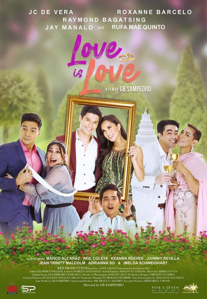 4 Love is Love