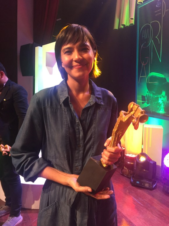 Alessandra de Rossi wins Best Actress for 'Lucid'