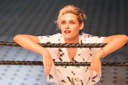 Kristen Stewart stars in Charlie's Angels.