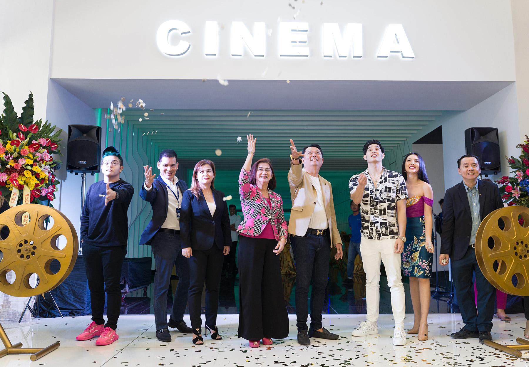 SM Cinemas MOA 2
