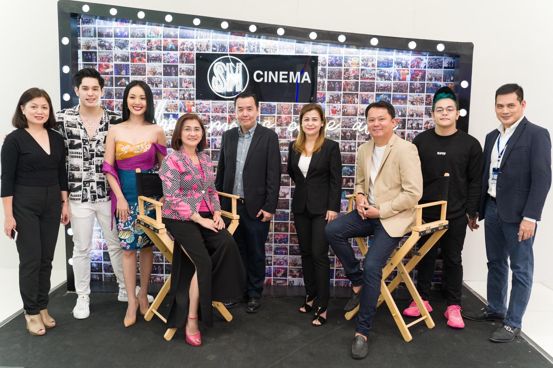 SM Cinemas MOA