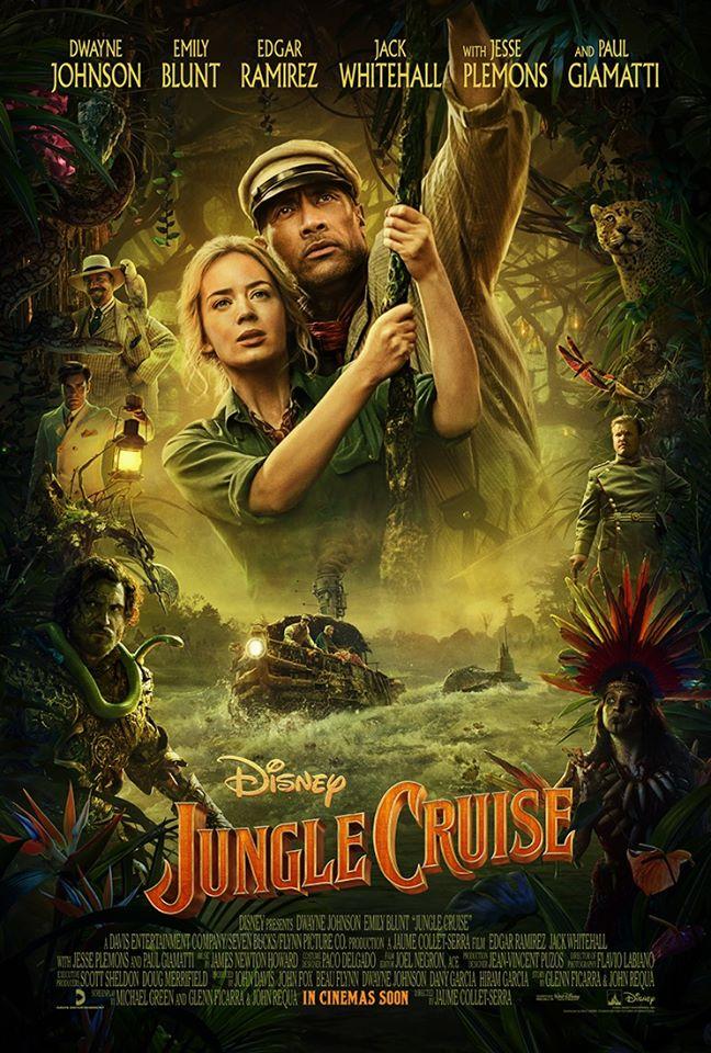 22 Jungle Cruise