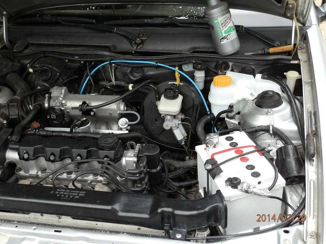 почему после остановки начинает расти температура двигателя на mazda 3
