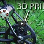 DIY Electric Bike Самодельный электровелосипед своими руками из обычного велосипеда