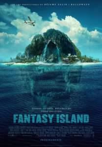 La Isla de la Fantasía (2020) 4K Latino