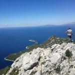 hiking Sv. Ivan